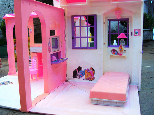 barbie dream house 90s - photo #12