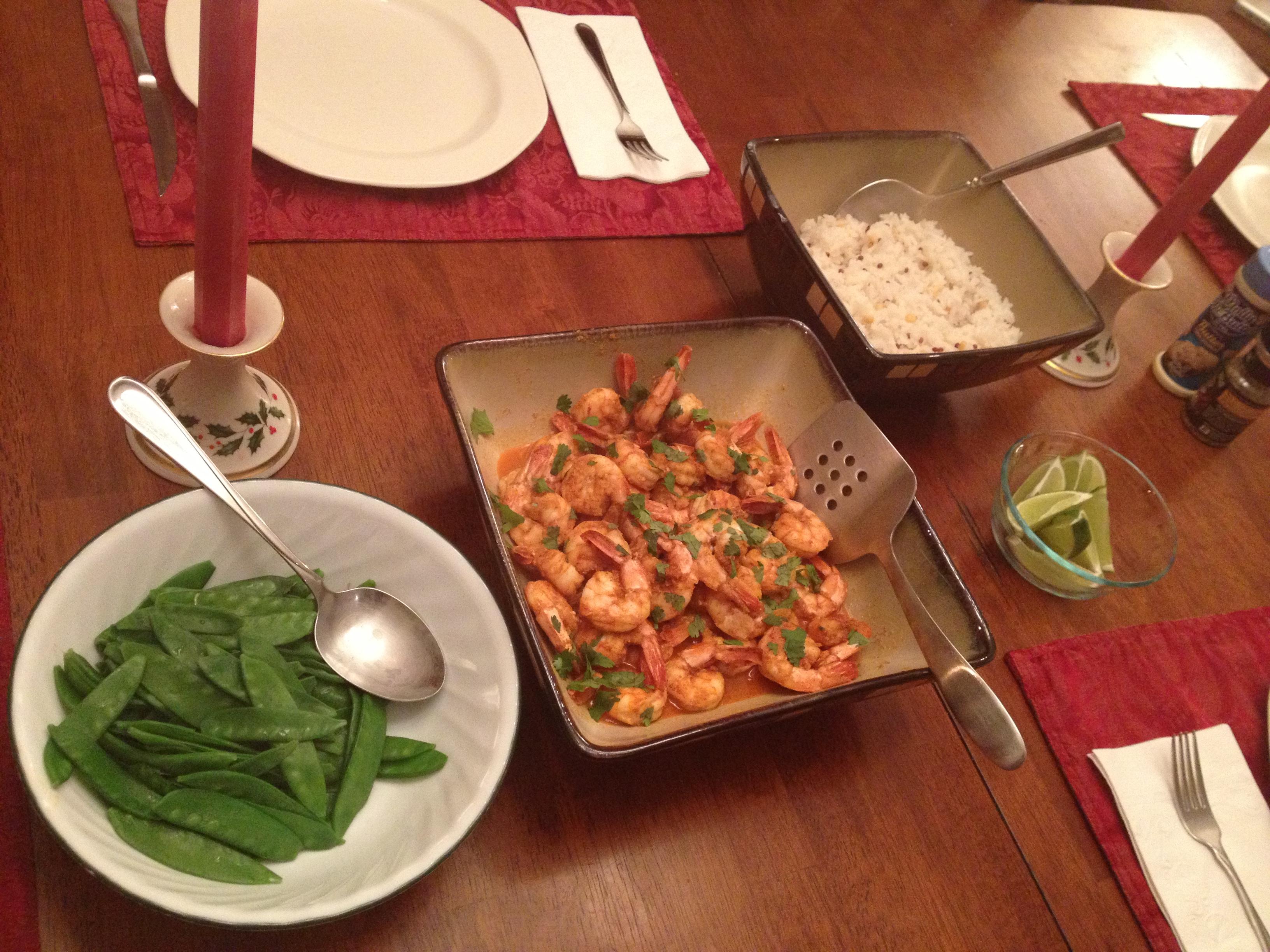 1:1-dinner