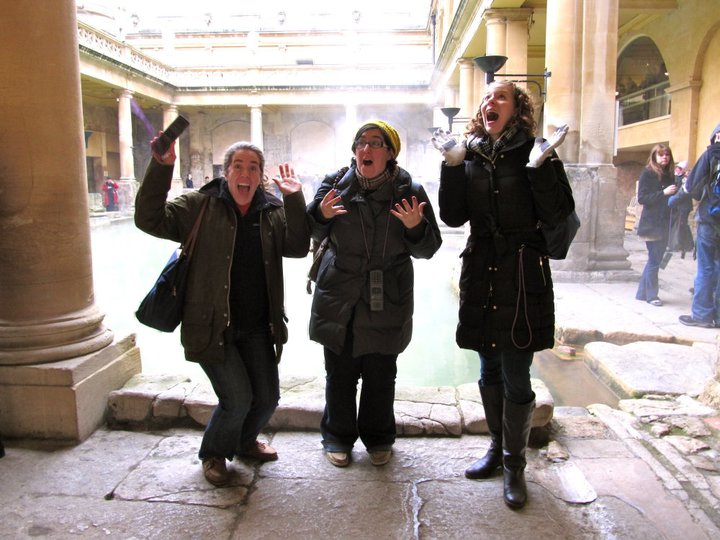 london-study-abroad-roman-baths